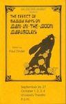 The Effect of Gamma Rays on Man-in-the-Moon Marigolds (1986)