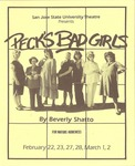 Peck's Bad Girls (1985)