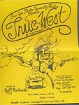 True West (1986) by San Jose State University, Theatre Arts