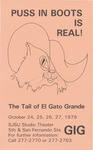The Tail of El Gato Grande (1979)