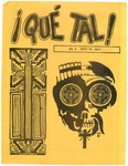 ¡Qué Tal! September 15, 1971 by Mexican American Graduate Studies, San Jose State College