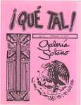 ¡Qué Tal! February 15, 1972 by Mexican American Graduate Studies, San Jose State College