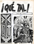 ¡Qué Tal! May 7, 1973 by Mexican American Graduate Studies, San Jose State University