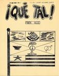 ¡Qué Tal! March 1975