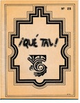 ¡Qué Tal! 1976 by Mexican American Graduate Studies, San Jose State University