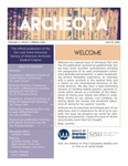 Archeota, Spring 2018 by Jennifer Castle, Theresa Berger, Patricia Franks, Julia Larson, Lori Lindberg, and Tanya Yule