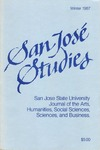 San José Studies, Winter 1987