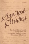 San José Studies, Fall 1987 by San José State University Foundation