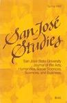 San José Studies, Spring 1988