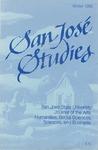 San José Studies, Winter 1990