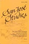 San José Studies, Spring 1990