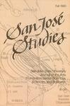 San José Studies, Fall 1990