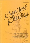 San José Studies, Spring 1991