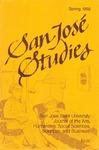 San José Studies, Spring 1992