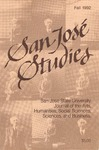 San José Studies, Fall 1992