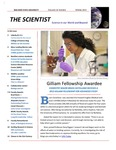The Scientist, Spring 2013 by San Jose State University, College of Science