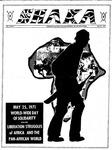 Shaka, May 21, 1971 by San Jose State College, Black Journalism Workshop