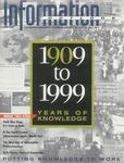 Information Outlook, July 1999