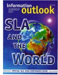 Information Outlook, June 2004 by Special Libraries Association