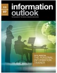 Information Outlook, November 2007 by Special Libraries Association
