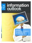 Information Outlook, December 2007 by Special Libraries Association