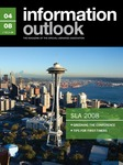 Information Outlook, April 2008 by Special Libraries Association