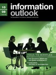 Information Outlook, October 2008 by Special Libraries Association