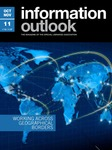 Information Outlook, October/November 2011 by Special Libraries Association