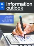 Information Outlook, July/August 2013 by Special Libraries Association
