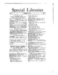 Special Libraries, January 1913