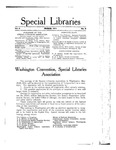 Special Libraries, March 1914 by Special Libraries Association
