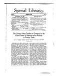 Special Libraries, March 1915 by Special Libraries Association