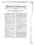 Special Libraries, March 1916