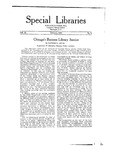 Special Libraries, February 1921