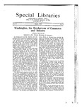 Special Libraries, March 1922