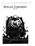 Special Libraries, February 1925 by Special Libraries Association