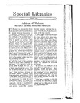 Special Libraries, October 1925