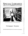 Special Libraries, December 1926 by Special Libraries Association