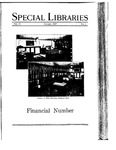 Special Libraries, January 1927