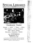 Special Libraries, March 1929