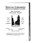 Special Libraries, May-June 1930 by Special Libraries Association