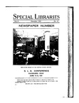 Special Libraries, December 1930 by Special Libraries Association