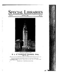 Special Libraries, February 1931 by Special Libraries Association