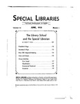Special Libraries, June 1933