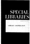 Special Libraries, October 1965 by Special Libraries Association