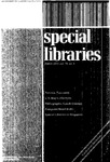 Special Libraries, March 1979 by Special Libraries Association