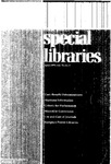 Special Libraries, April 1979