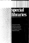 Special Libraries, May-June 1979