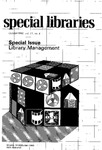 Special Libraries, October 1982 by Special Libraries Association