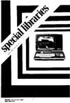 Special Libraries, April 1983